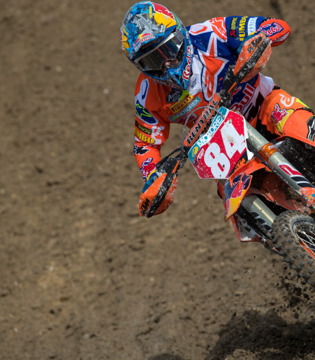Huldigt Sint Anthonis wereldkampioen motorcross Jeffrey Herlings?