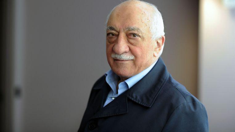 Fethullah Gülen. Beeld AFP