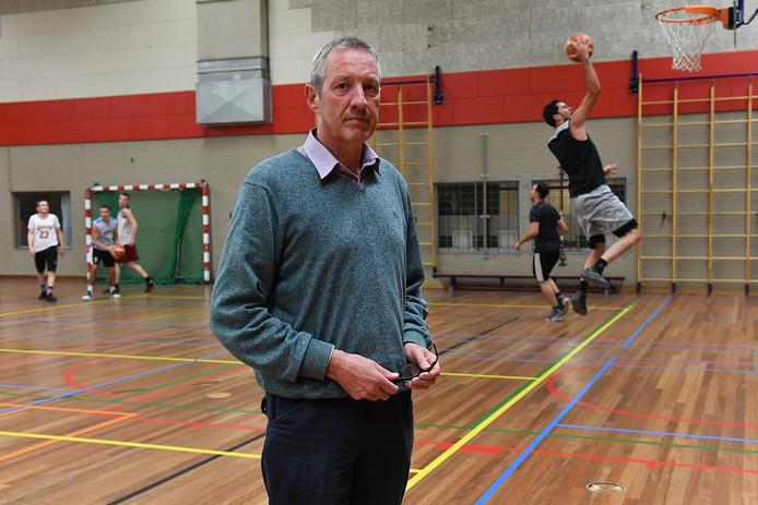 Marcel Albers is de nieuwe trainer van de basketballers van Akros.