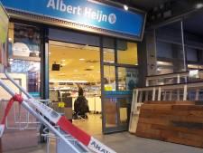 Verbouwing filiaal Albert Heijn to go Bossche stationspasserelle