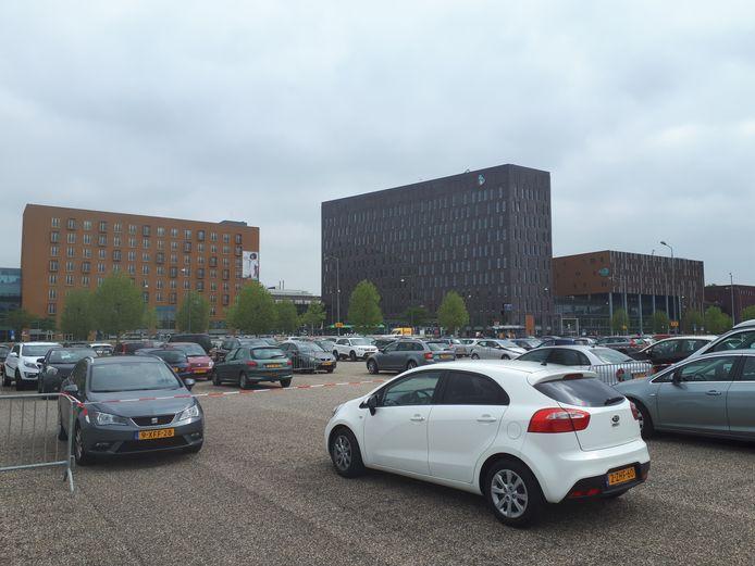 Parkeerplaats Albert Schweitzer ziekenhuis Dordrecht.