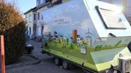 De Klimaatmobiel voor de eerste keer in Tollembeek