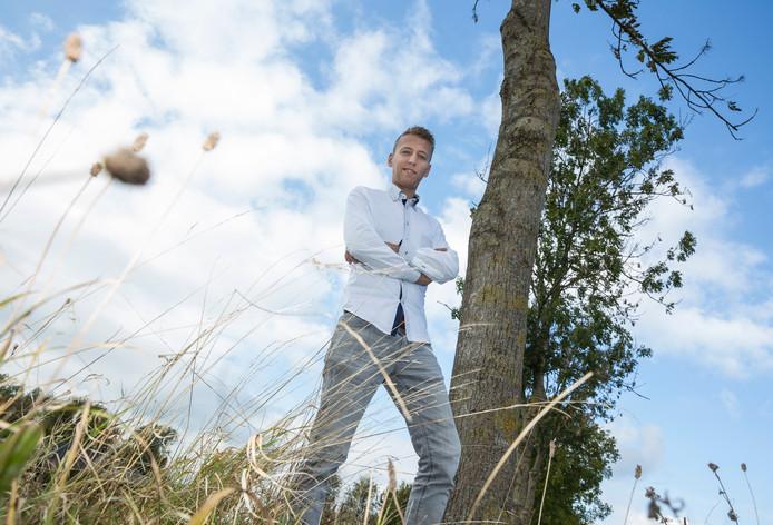 Thomas van den Berg (25) kreeg 2,5 jaar geleden de diagnose Q-koorts.