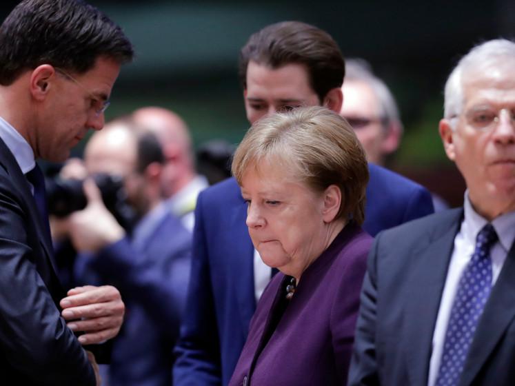 Hoekstra maakt zich in Zuid- Europa nóg ongeliefder dan zijn voorganger Dijsselbloem