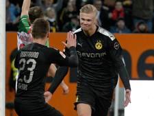 Haaland brille déjà avec Dortmund, deux assists pour Thorgan Hazard
