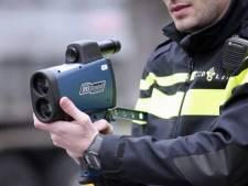 Snelheidscontrole in Haarle: twee hardrijders raken rijbewijs kwijt