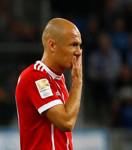 Bayern met Robben treft Wolfsburg met Verhaegh