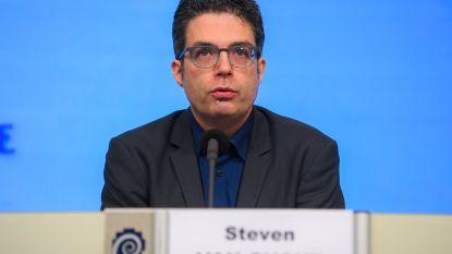 """Steven Van Gucht over broeihaard in Sint-Truiden: """"Twee soorten testen creëerden een vals beeld"""""""