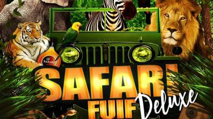 Chiro organiseert Safarifuif (for Kids)