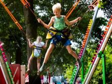 Kindervermaak vormt aftrap van feestdagen in Wilnis