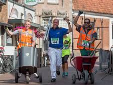 Oldenzaalse Boeskoolrace: hardlopen in werkkloffie