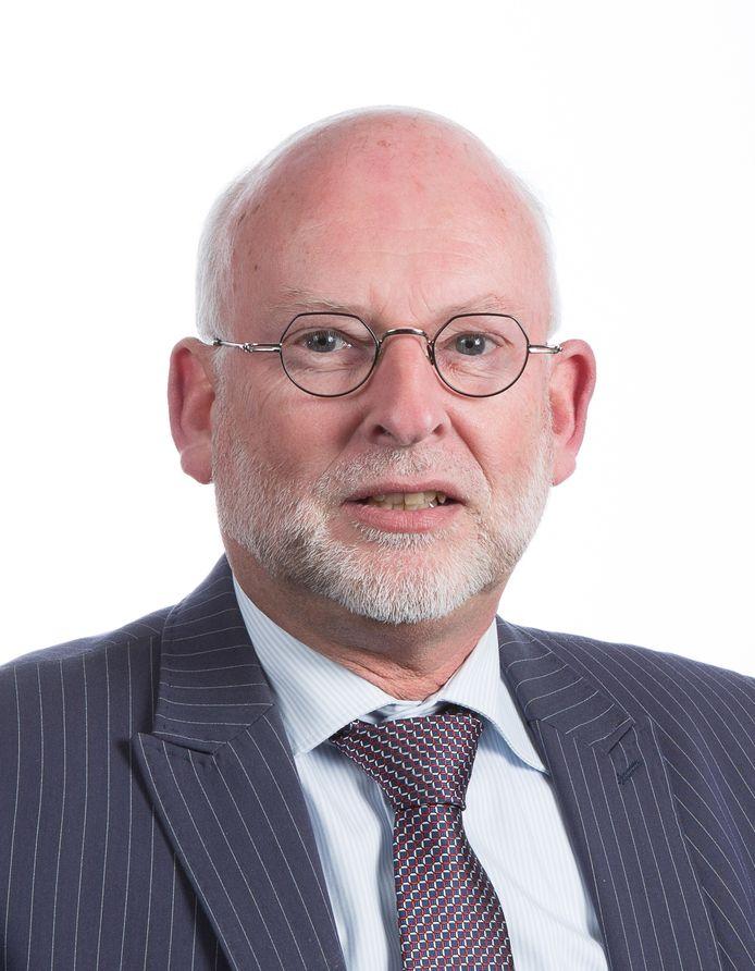 Wethouder Jan Harmsen maakt plaats voor jong politiek talent.
