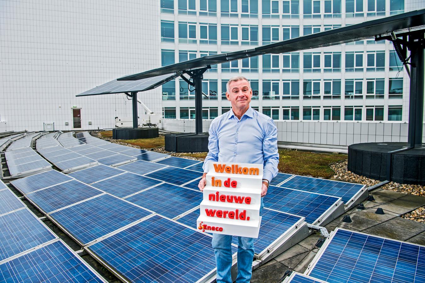 Willem Hofman, voorzitter ondernemingsraad Eneco.