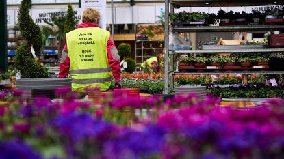 """Geen versoepeling van de maatregelen, behalve voor tuincentra, """"zodat we meer thuisblijven"""""""