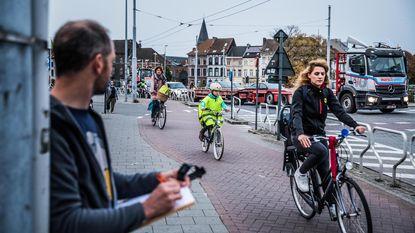 Fietsersbond telt meer fietsende kinderen