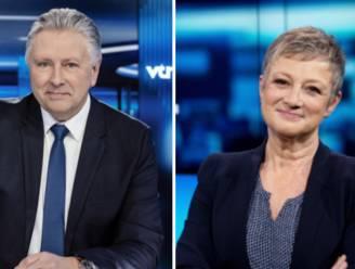 Samen 70 jaar nieuwsanker: pensioen nadert voor Dany Verstraeten en Martine Tanghe