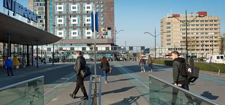 Plan voor pop-up park op Stationsplein
