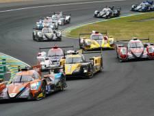 Van Uitert zesde in 24 uur Le Mans na kapotte startmotor