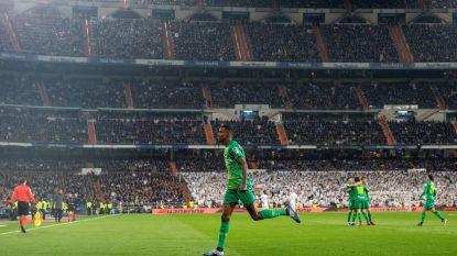 Real Madrid, zonder Courtois, uit Copa gekegeld door Real Sociedad: 3-4 - Ook exit FC Barcelona