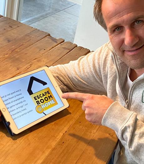 SOS Events uit Uddel komt met escape room voor thuis: 'Ook al interesse uit het buitenland'