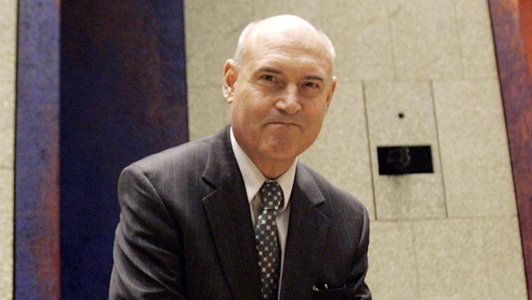 Herman Wijffels. Beeld ANP