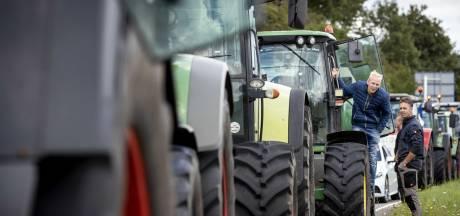 Boeren mogen in noorden weer met tractoren demonstreren