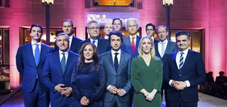 Partijen vechten voor elke stem tijdens slotdebat
