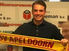 CSV Apeldoorn legt Fabian Put van Rohda Raalte vast