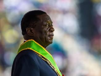 Nieuwe president van Zimbabwe zet legerfiguren op ministersposten
