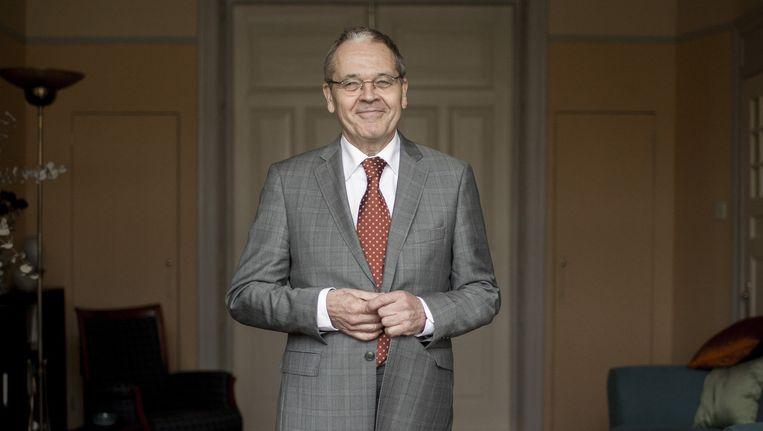 'Er zijn momenten in de wereldgeschiedenis dat regeringsleiders bij elkaar moeten komen en zeggen: 'nu maken we de keuzes!'' Beeld Mike Roelofs
