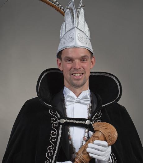 Prins Nico nieuwe prins de Peelstrekels in Deurne