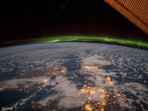 La Terre, la nuit: des photos éblouissantes