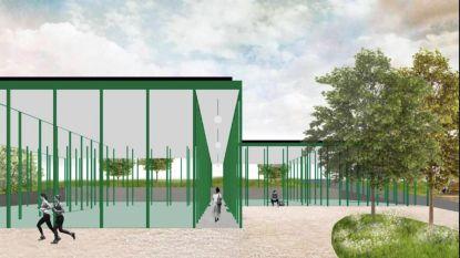 Drie padelterreinen, BMX-parcours en nieuwe kleedkamers voor Denderdal