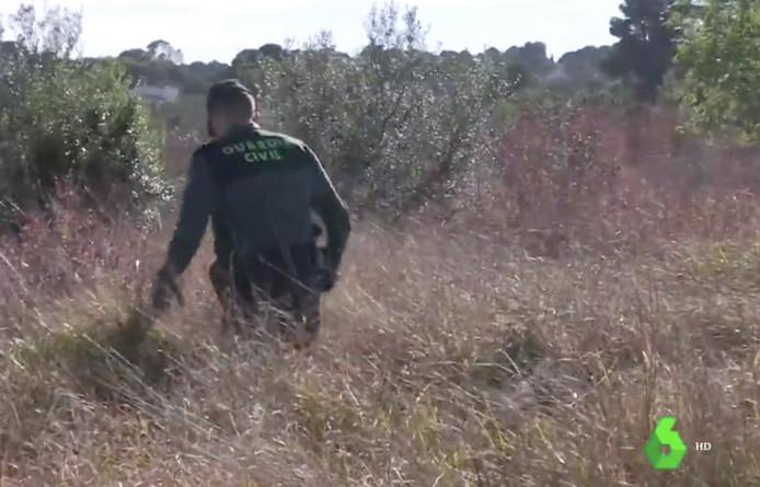 Bij de zoektocht naar kinderen werden ruim honderd agenten ingezet.