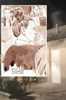 Hoge Raad laat straf Janet S. voor gruwelijke chaletmoord in Ermelo staan