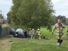 Man overleden door aanrijding met trein