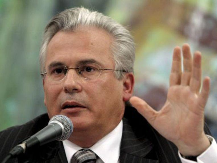 De Spaanse onderzoeksrechter Baltasar Garzón. ANP Beeld