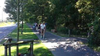 Werken aan warmtenet in Konterdamkaai gaan verder, fietsers moeten omleiding volgen