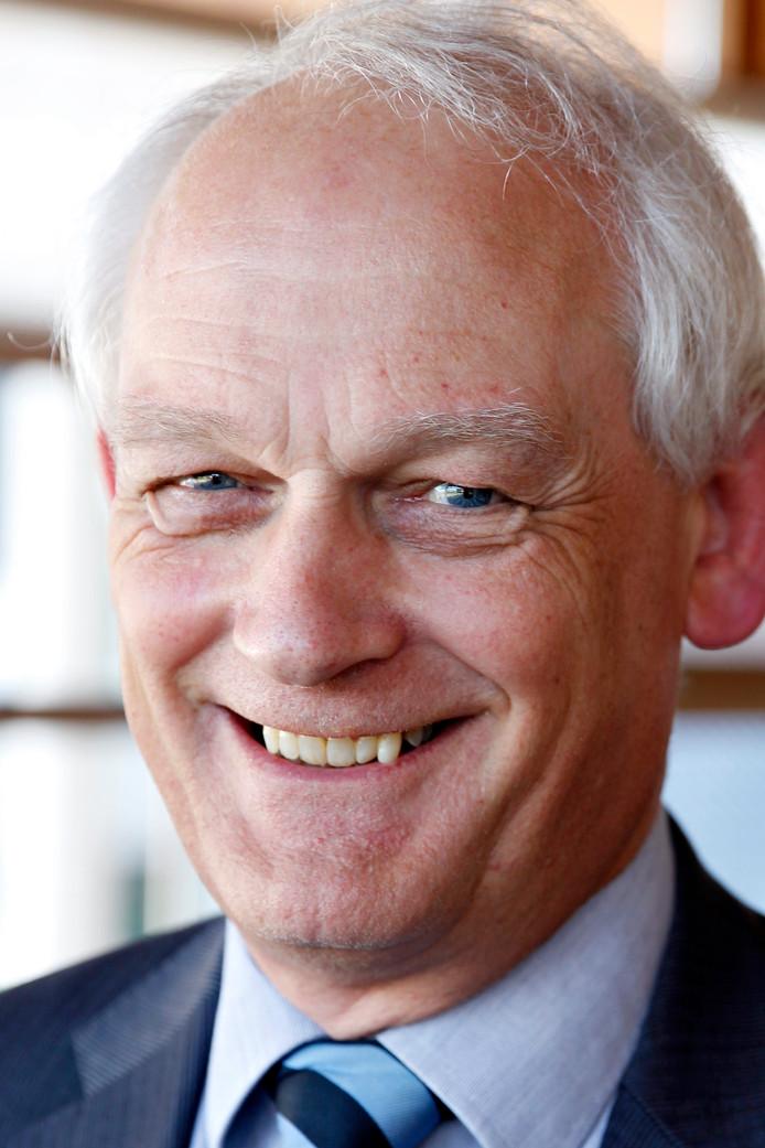 De Schiedamse burgemeester Cor Lamers.