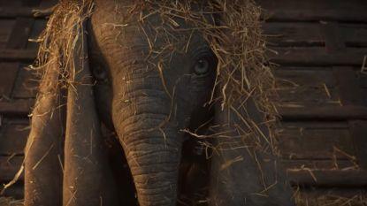 Disney lost betoverende trailer van nieuwe film 'Dumbo'