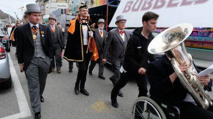 Comité van de Carnavalstoet opent Halfvastenfoor