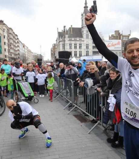 Des affiches et de nouvelles actions pour inciter à la pratique du sport à Charleroi