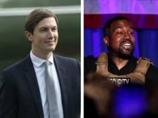 Kanye West s'est secrètement entretenu avec le gendre et conseiller de Trump