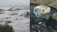 """Aardverschuiving in Noorwegen sleurt huizen de zee in: """"We zochten meteen naar mensen in het water"""""""