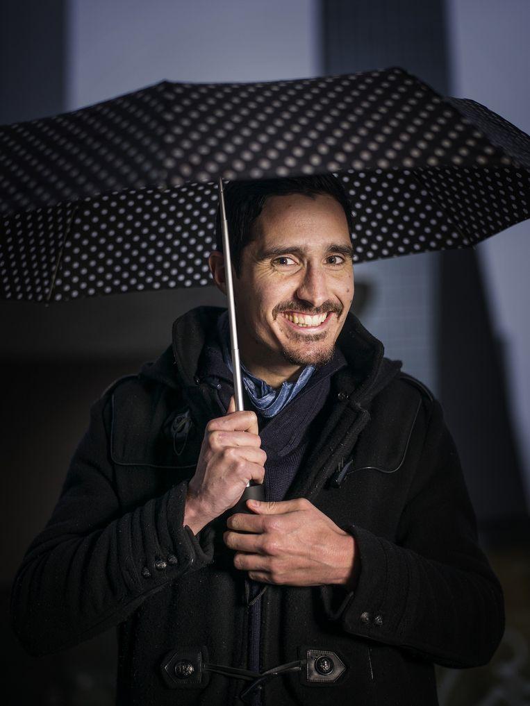 Gaël Brulé. Beeld Jiri Büller/de Volkskrant