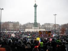 """Nouvelle journée de manifestations en France contre la loi """"sécurité globale"""""""
