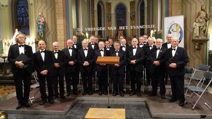 Schola Cantorum Achel viert vijftigjarig bestaan