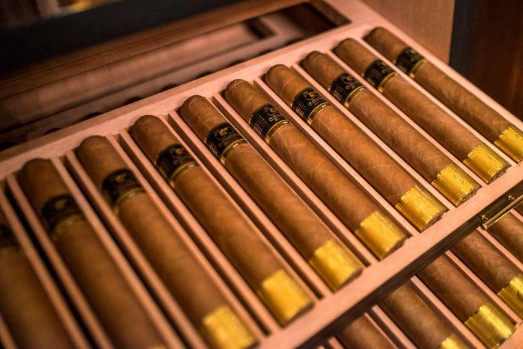 325000 Euro Voor Sigarenkist Antwerpen In De Buurt Hln