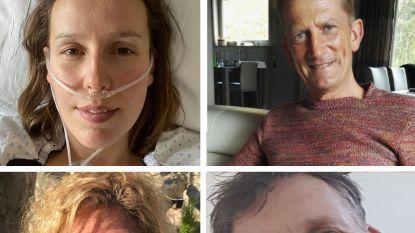 Zo voelt het nu echt om corona te hebben: 4 patiënten, 4 keer anders