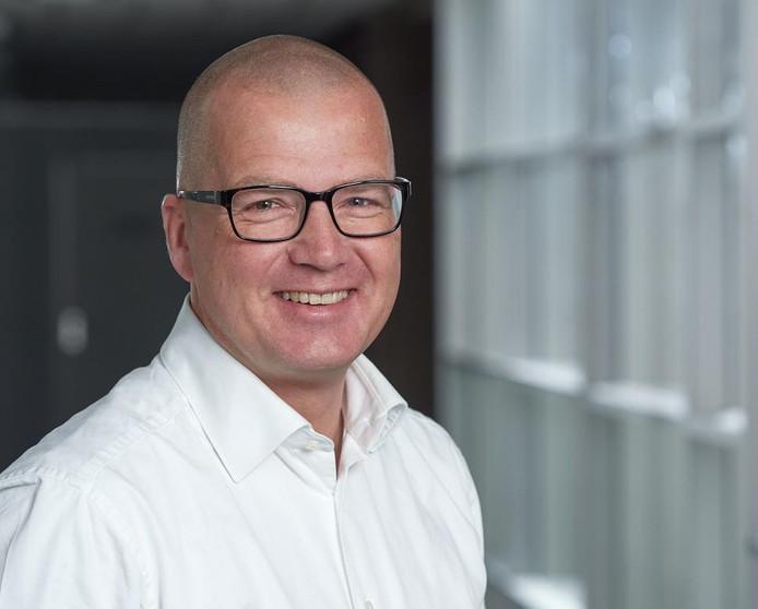 Marcel Leeman, directeur van het Arnhemse bureau Textmetrics.